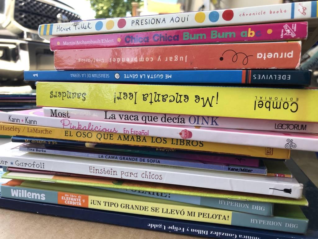 Previously LOVED K/1 books (25)