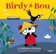 Jaguar Birdy y Bou: La biblioteca flotante