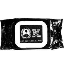 Rebels Refinery Bamboo Wipes