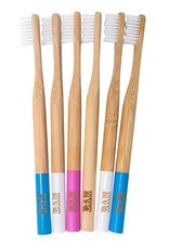 Bam Brush Bamboo Tooth Brushes