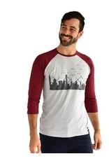 Evasion Raglan 3/4 Shirt