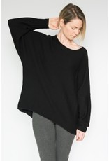 Dolamn Sleeve Crew Sweater Knit