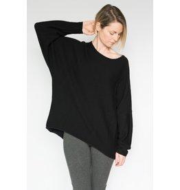 Dolamn Sleeve Crew Sweater Knit