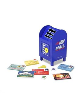 Toys & Games Melissa & Doug Stamp and Sort Mailbox
