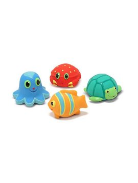 Toys & Games Melissa & Doug Seaside Sidekicks Squirters Water Toys