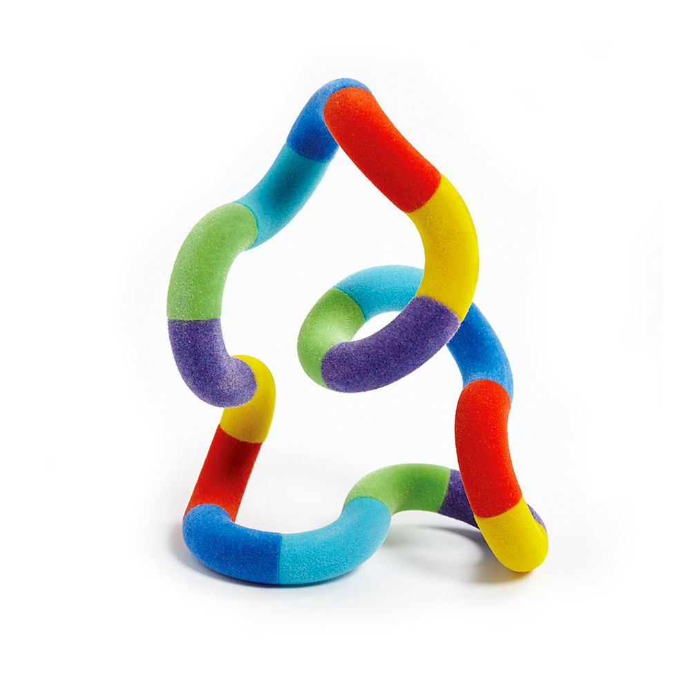 Classroom Aid Tangle Jr. Fuzzies Fidget Toy (Available in Assorted Colors)
