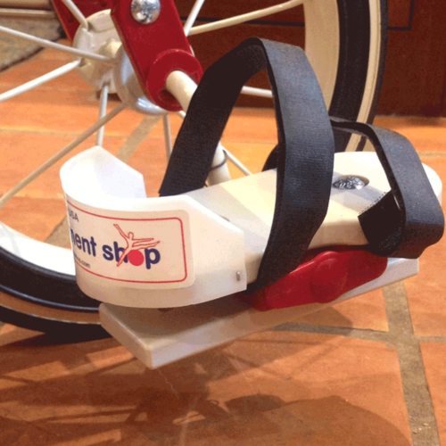 Therapy Equipment Adapted Tricycle Accessory - Foot Pedal Attachments