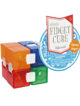 Toys & Games Infinite Fidget Cube - Forever Fidget!