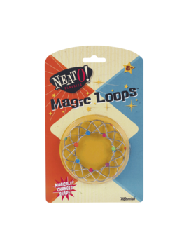 "Toys & Games The Classic NEATO! 4"" Magic Loop Fidget"