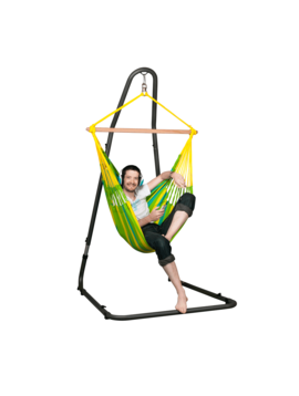 Special Order Mediterráneo Steel Stand for Joki Swings & Hammock Chairs