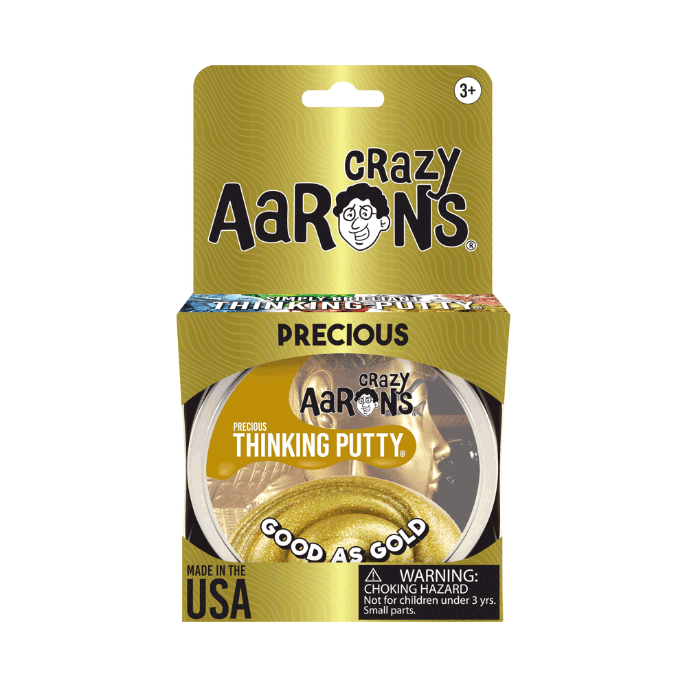 Toys & Games Crazy Aaron's Precious Gems Thinking Putty