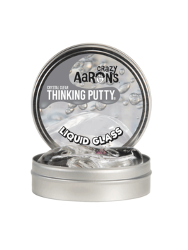 "Toys & Games Crazy Aaron's Liquid Glass 4"" Thinking Putty"