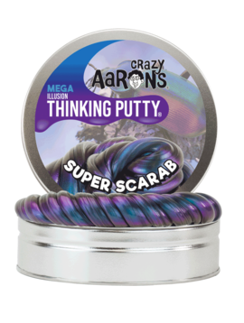 Toys & Games Crazy Aaron's Super Illusions Color Shifting Thinking Putty