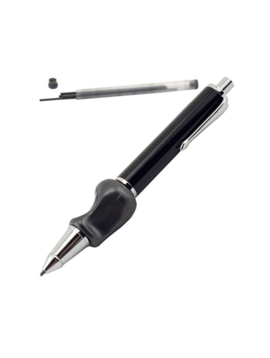 Classroom Aid Weighted Pencil with The Pencil Grip - Black