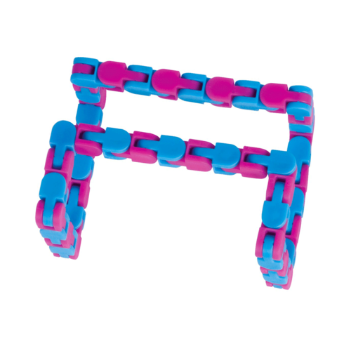 Classroom Aid Wacky Tracks Articulating Fidgets in Assorted Colors
