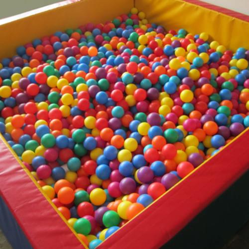 "Special Order 3 1/8"" GermBLOCK™ Antimicrobial Ball Pit Balls (500 Per Carton) - 2 Carton Minimum"