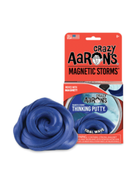 Toys & Games Crazy Aaron's Magnetic Storms Thinking Putty *Magnet Included!