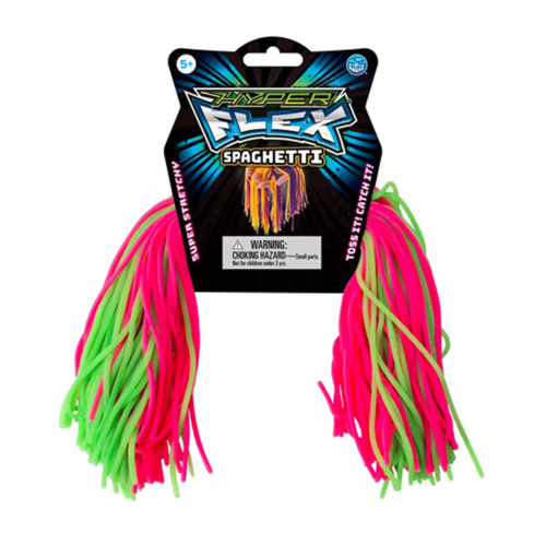 Classroom Aid HyperFlex Mondo Spaghetti - A delightful sensory toy! It wiggles, jiggles, and stretches forever…