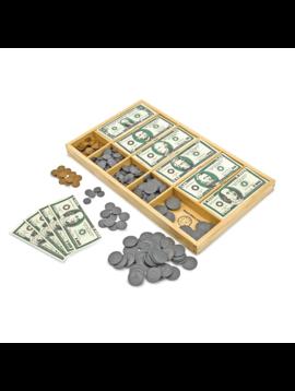 Toys & Games Melissa & Doug Play Money Set