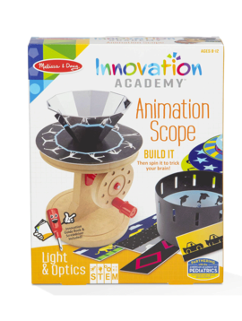 Sound & Lights Innovation Academy - Animation Scope