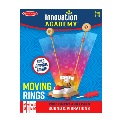 SENSORY Innovation Academy - Moving Rings