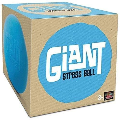 Toys & Games The Super-soft GIANT Stress Ball - Now even more squeezy, moldable, stretchable & punchable stress relief!