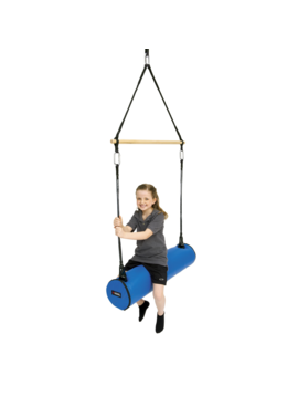 Special Order Southpaw Advantage Line 2-in-1 Bolster Swing and Trapeze Bar *FREE SHIPPING!