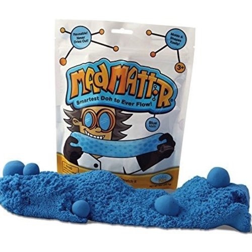 Toys & Games Mad Mattr Super-Soft, Stretchy Modeling Dough that Never Dries Out!