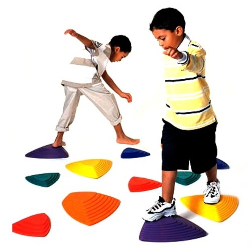 Toys & Games Gonge River Stones Balancing Toy