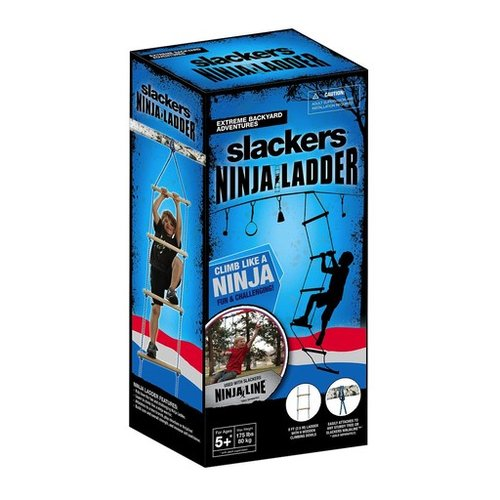 Toys & Games b4Adventure Ninjaline Ninja 8' Rope Ladder