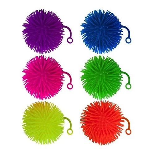 "Toys & Games Jumbo 5"" Light Up Puffer Ball Yo-Yos (1 Ball)"