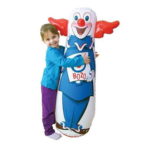 Toys & Games Original Bozo Bop Bag 46 inch
