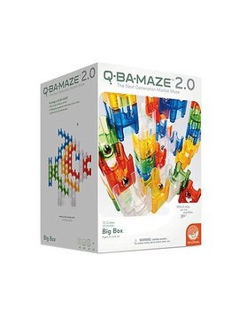 Toys & Games Mindware Q-BA-MAZE 2.0 Big Box Fantastic Play Set!