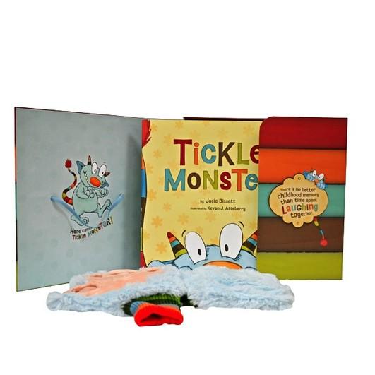 SENSORY Tickle Monster Laughter Kit