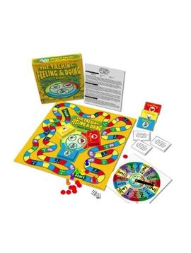 Toys & Games The Talking, Feeling & Doing Board Game