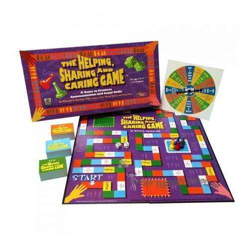 Toys & Games Helping, Sharing and Caring Board Game