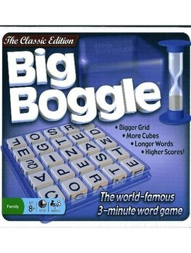Toys & Games Big Boggle Family Word Game