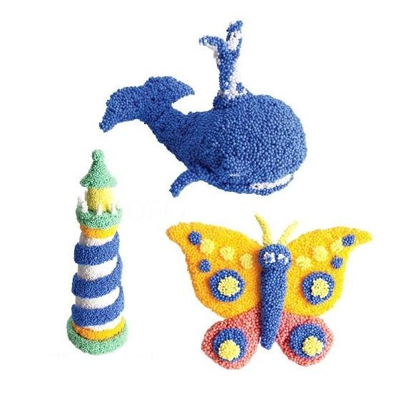 Toys & Games No-Mess Sensory Playfoam Pods