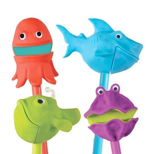 Toys & Games The Sea Squad Puppet-On-A-Stick
