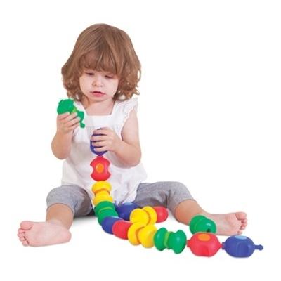 Toys & Games Edushape The Original Sensory Snap Beads