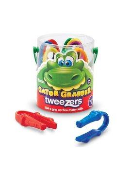 Toys & Games Gator Grabber Tweezers (Bucket of 12)