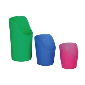 Therapy Equipment Flexi Nosey Cut Cups (Set of 5)
