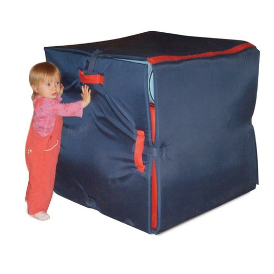 """Special Order The GYMBOX 32"""" Cube - Home Motor Activity Center (Ages 3mos+)"""