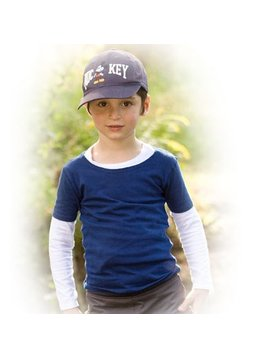 Sensory Clothing Sens-ational Hip Hugging Tee -Short Sleeved