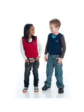 Sensory Clothing Fun & Function Kid's Weighted Compression Vest