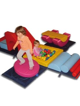 """Special Order The GYMBOX 39"""" Cube - Home Motor Activity Center (Ages 3-8)"""