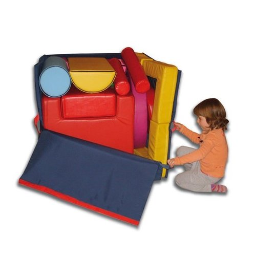 "Special Order The GYMBOX 39"" Cube - Home Motor Activity Center (Ages 3-8)"