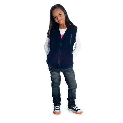 Sensory Clothing Weighted Fleece Vest