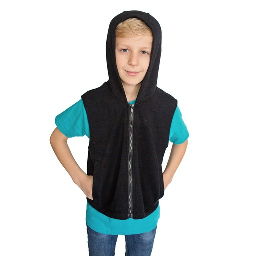 Sensory Clothing Weighted Fleece Hoodie