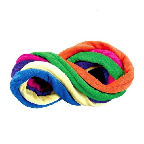 Chews & Chewlry NEW IMPROVED! Tear Away Terry Cloth Sensory Bite Bands (6-Pack)